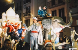 Father Christmas Parade в Sants